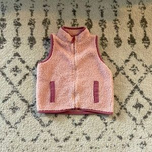 Chick Pea 18 month girl pink soft vest